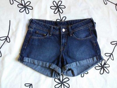 Крутые джинсовые шорты от Denim, размер 34