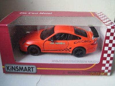Машинка металл Porsche 911 GT3 RS 2010 Kinsmart