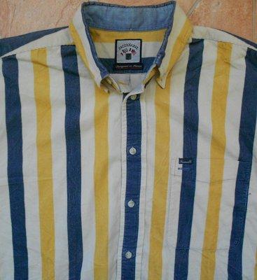 Мужская рубашка Faconnable размер L 52-54