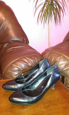 Туфлі е 41р шкіра