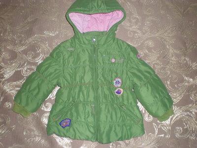 Куртка Next р.98-104 3-4 года еврозима