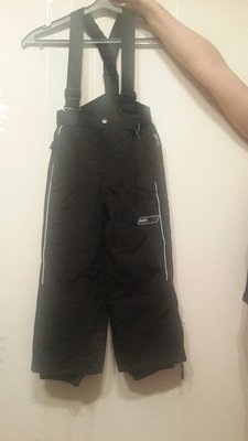 Зимние/лыжные штаны на подтяжках, 6 лет