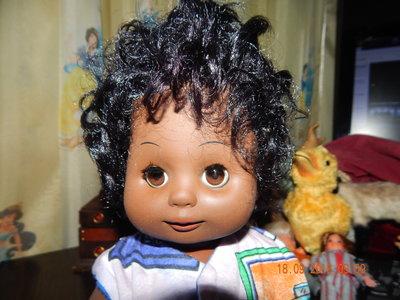 кукла негретянка