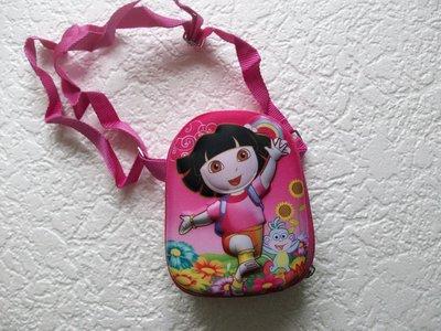 Детская сумочка с объемным изображением