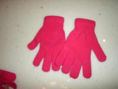 Рукавички, перчатки на 5-8 и 6-9 лет