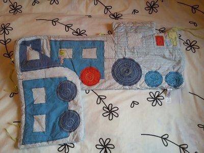 Защита на кроватку Паровозик от Mothercare