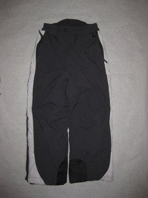 зимние термо штаны на 8 лет Alive, лыжные, полукомбинезон