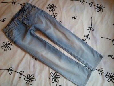 Крутые джинсы Tommy Hilfiger, размер W25 L32