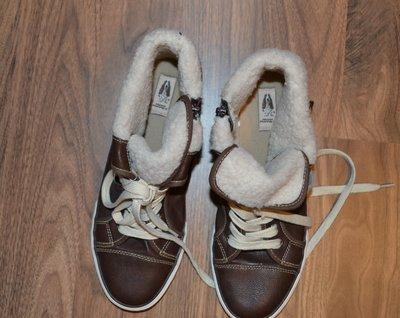 Теплые кеды, ботинки Hush Puppies размер 40