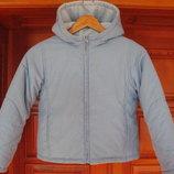 Куртка зимняя Marks & Spencer для девочки 9-10 лет