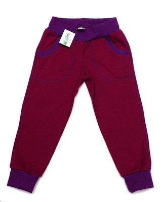 Спортивные штаны с начесом Тм До-Ре-Ми р 104,110,116