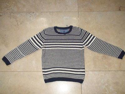 Новый свитер Zara на 4-5 лет, 110р., 100% хлопок.