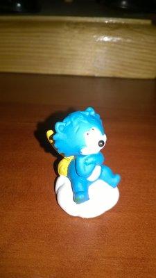 Коллекционная микро игрушка,мишка,ведмедь.a.c.g./z.f.90.