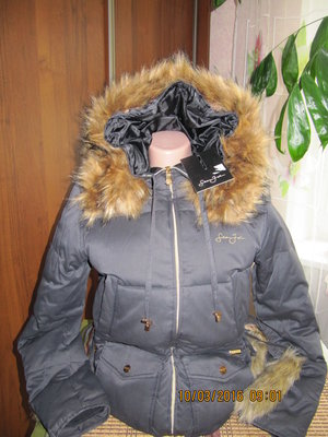Пуховик Куртка Зима Новая