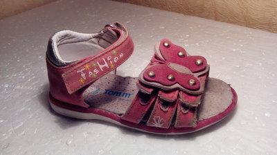 Туфельки размер 22, б/у