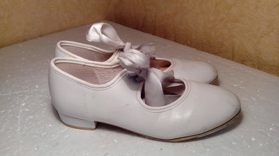 Туфельки для степа размер 12,5 фирмы Katz пр-во Англия , б/у