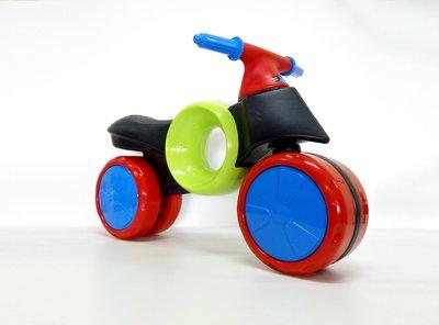 Мотобайк киндер разные цвета вэй Kinder way велобег Кольцо 11-004 мотоцикл беговел пластиковый