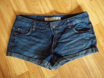 Стильные джинсовые шорты женские DenimСо, р. 38
