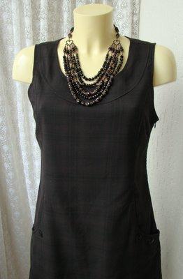 Платье сарафан офисный Odyssee р.44 7189