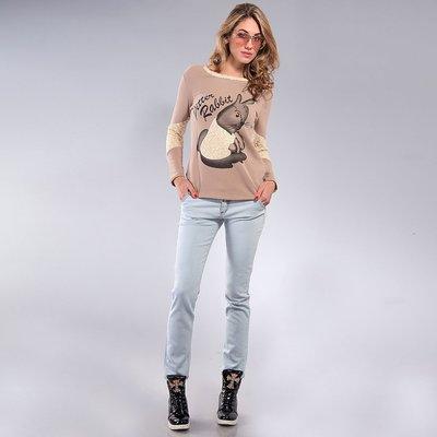 Модные джинсы облегающие летние р.29,30