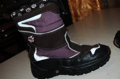 деми ботинки jack wolfskin 31 размер