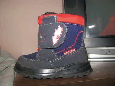 Термо ботинки Oritex, стелька 14,5 см