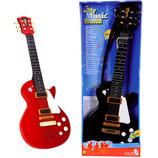 Музыкальный инструмент Рок Гитара Simba 6837110B