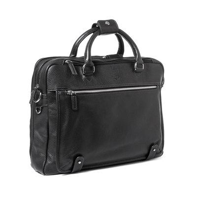 b7a7c107e8ee Previous Next. Кожаная сумка для ноутбука Katana Франция Бесплатная  доставка портфель k69258-1