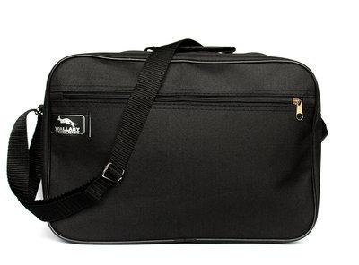 Мужская повседневная вместительная сумка под формат А-4 W-2600