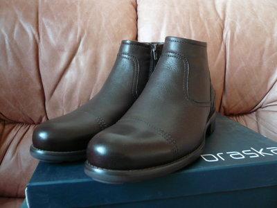 Ботинки мужские Braska новые