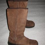 кожаные зимние сапоги угги, 25,5 см стелька, Rocketdog