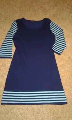Теплое вязаное платье Baon M-L
