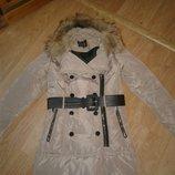 Пуховик пальто куртка