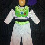 карнавальный костюм базз лайтер светик 3-4 года м/ф История игрушек