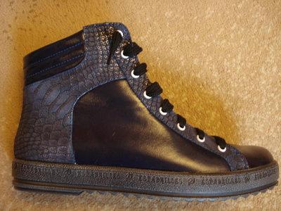 Продано: Ботинки женские демисезон. S-7. натуральная кожа.