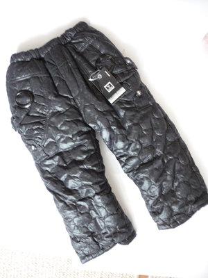 Теплые зимние брюки на синтепоне и на флисе 4-5 лет