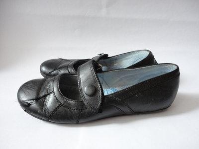 Кожаные туфли стелька 23см р.36