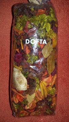 Сухие травы и цветы для экибаны и творчества набор