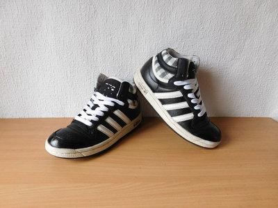Кроссовки Adidas хайтопы 31 р.Стелька 20 см
