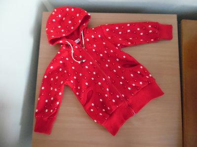 Спортивная куртка кофта для девочки 6 лет