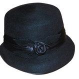 Шикарная фетровая шляпа, бренд Стиль Модерн