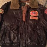 Scotch&Soda кожаная куртка оригинал в стиле Dsquared Adidas Armani Boss