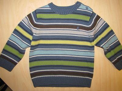 Теплый свитер 4-5 лет