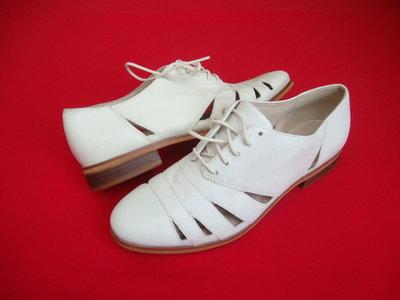 Туфли Clarks натуральная кожа -40 разм