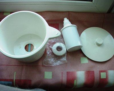Фильтр для воды, очистка воды угольным фильтром