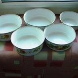 Судочек, мисочка, холодец, тарелка, посуда для собаки, б/у, эмалированное