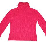 Тёплый зимний свитер р.38-10-М