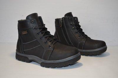 детские зимние ботинки с 32-39