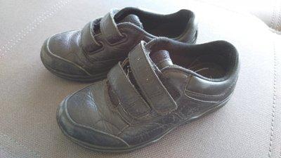 кроссовки Timberland, черные, кожа, размер 31