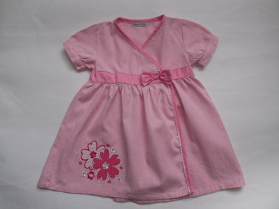 Платье для девочки 6-9 месяцев Pitter Patter